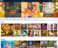 Screenshot di 20Bet Casino
