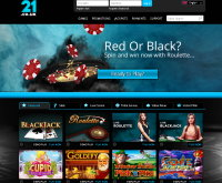 21.co.uk Casino Screenshot