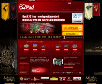 32 Schermata di Red Casino