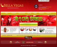 Bella Vegas Casino Screenshot