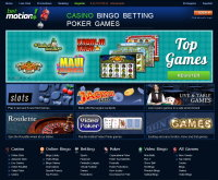 BetMotion Casino Screenshot