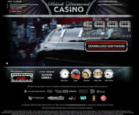 Skjermbilde av Black Diamond Casino