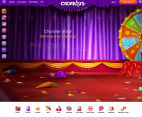 Cadabrus Casino Screenshot