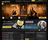 Casino Metropol Screenshot