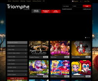 Casino Triomphe Screenshot