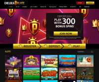 Chelsea Palace Casino Screenshot