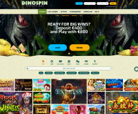 Dino Spin Casino Screenshot