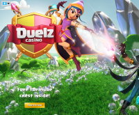 Duelz Casino Screenshot