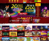 Easy Slots Casino Screenshot