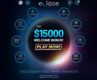 Screenshot van Eclipse Casino