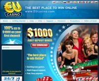 EUCasino Screenshot