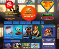 EuroMania Casino Screenshot