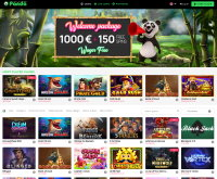 Fortune Panda Casino Screenshot
