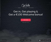 Get Lucky Casino Screenshot