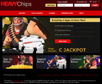 Heavy Chips Casino Screenshot
