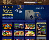 Jack Million Casino Screenshot