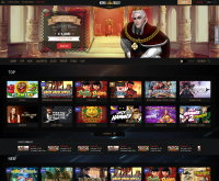 King Billy Casino Screenshot