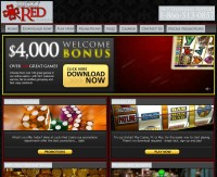 Lucky Red Casino Скриншот