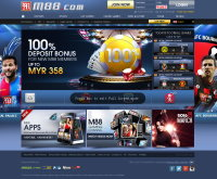 M88 Casino Screenshot