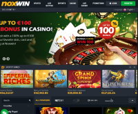 Noxwin Casino Screenshot