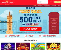 Online Casino London Screenshot