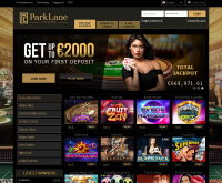 Parklane Casino Screenshot