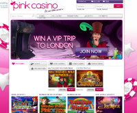 Pink Casino Screenshot