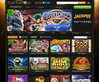 Play Fortuna Casino Screenshot
