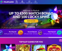 Zagraj w Luck Casino Screenshot