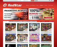 Red Star Casino Screenshot