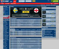 ScandiBet Sportsbook Screenshot