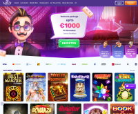 Slots Palace Casino Screenshot