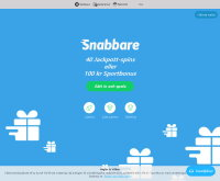Snabbare Casino Screenshot