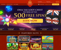 UK Online Slots Screenshot