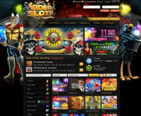 Capture d'écran du casino Video Slots
