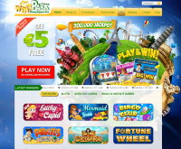 WinsPark Casino Screenshot